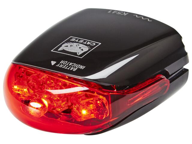 CatEye TL-LD 270G takavalo, punainen/musta